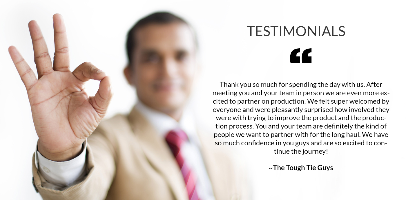 testimonialsTemplate new1 Your Webbing Products Manufactured in the USA